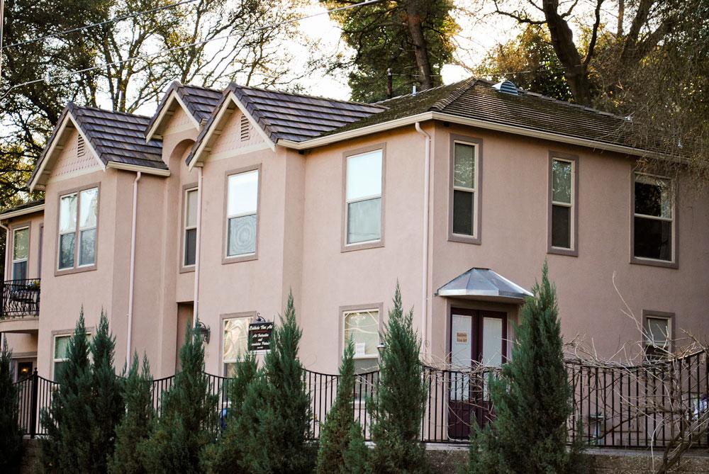 Stucco home designs home and landscaping design - Stucco home exterior designs ...