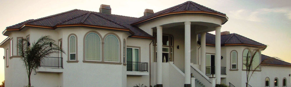 Sand Finish Stucco